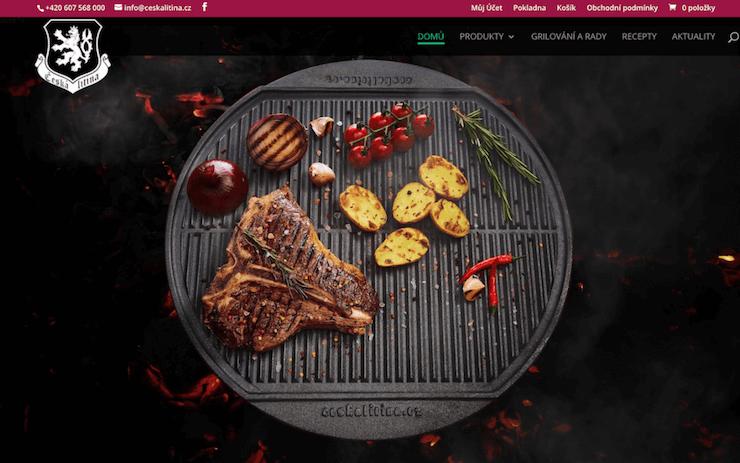 Slavíme spuštění našeho nového webu CESKALITINA.CZ